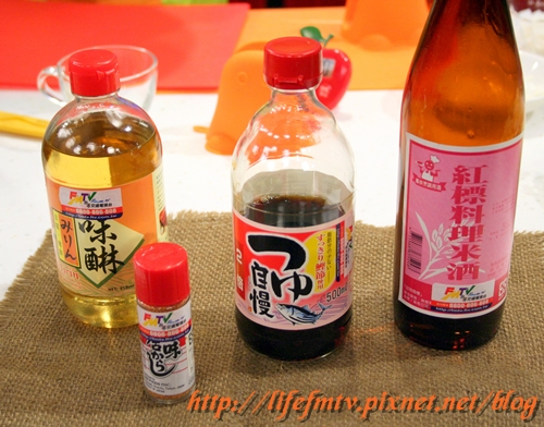只要準備這些醬料,自己也可以調出好吃的壽喜燒醬汁
