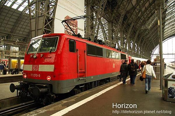 德國DB火車