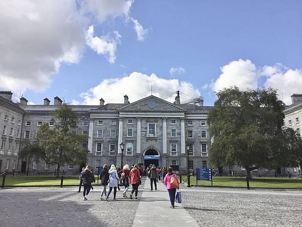 最新高CP值留學國家選擇/愛爾蘭大學10大推薦-GLC鉅霖Trinity College GLC