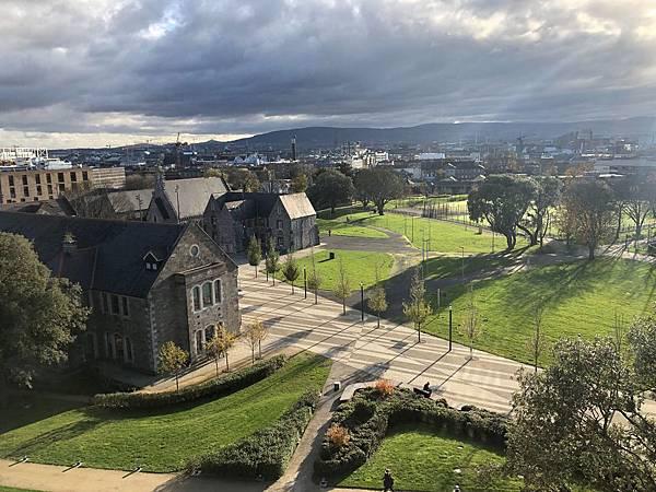 最新高CP值留學國家選擇/愛爾蘭大學10大推薦-GLC鉅霖TUD main campus GLC