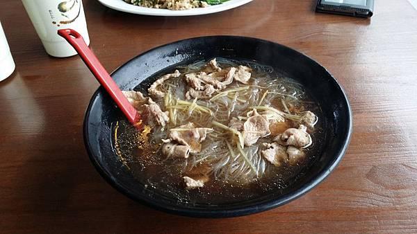 memory corner lamb noodle soup