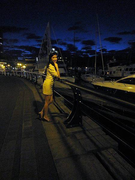 coalharbour night