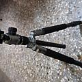 Coman JK-1254A 科漫 25mm 四節鋁合金腳架組 攝影腳架 含CQ-0雲台