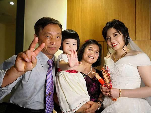 2018年6月3日-小姑結婚