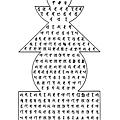 一切如來心秘密全身舍利寶篋印陀羅尼-1