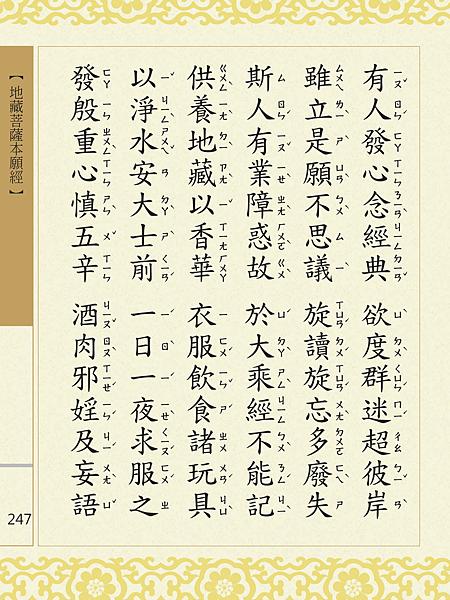 地藏菩薩本願經 250.png
