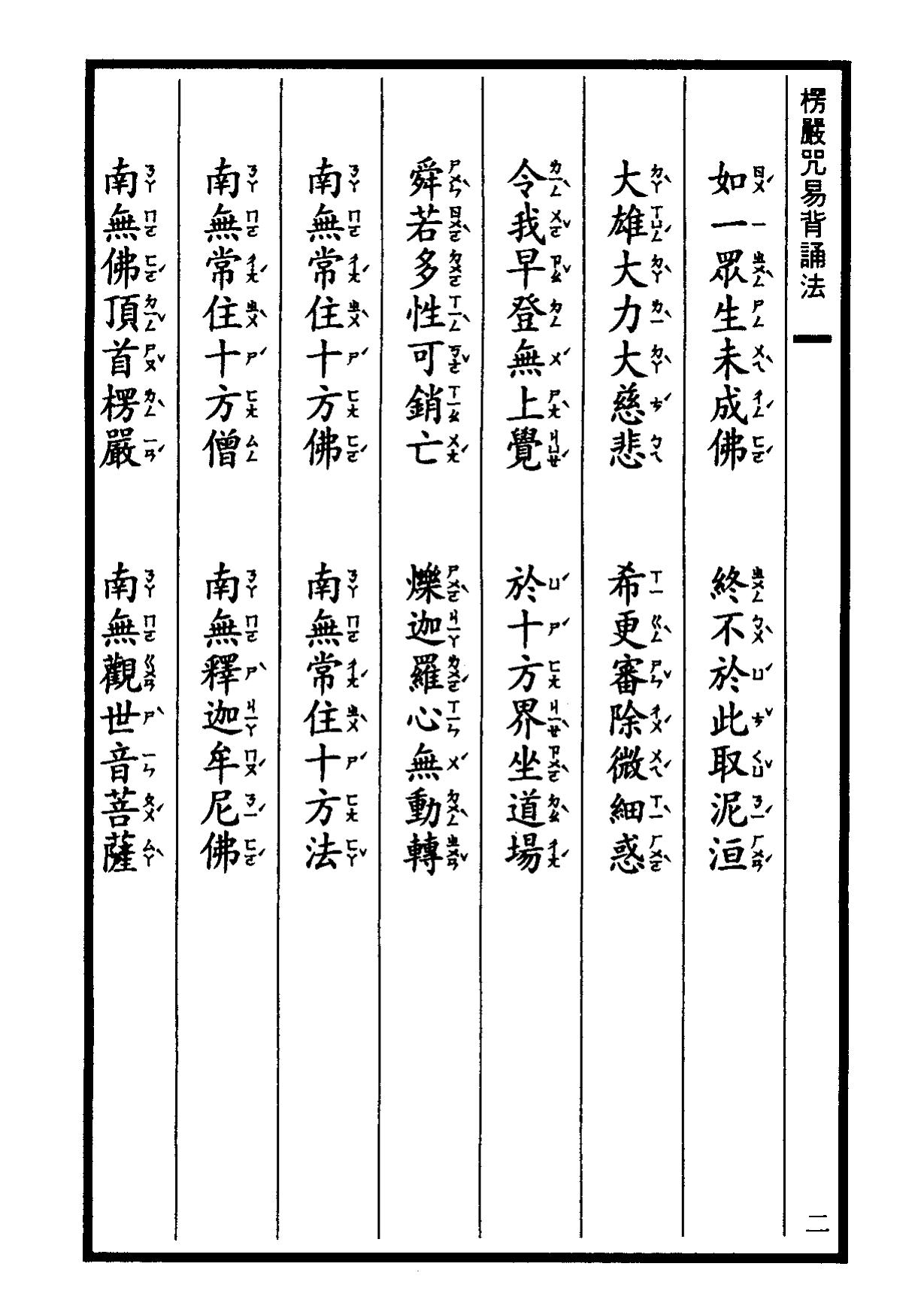 楞嚴咒-大悲咒-十小咒-易背本 8.png
