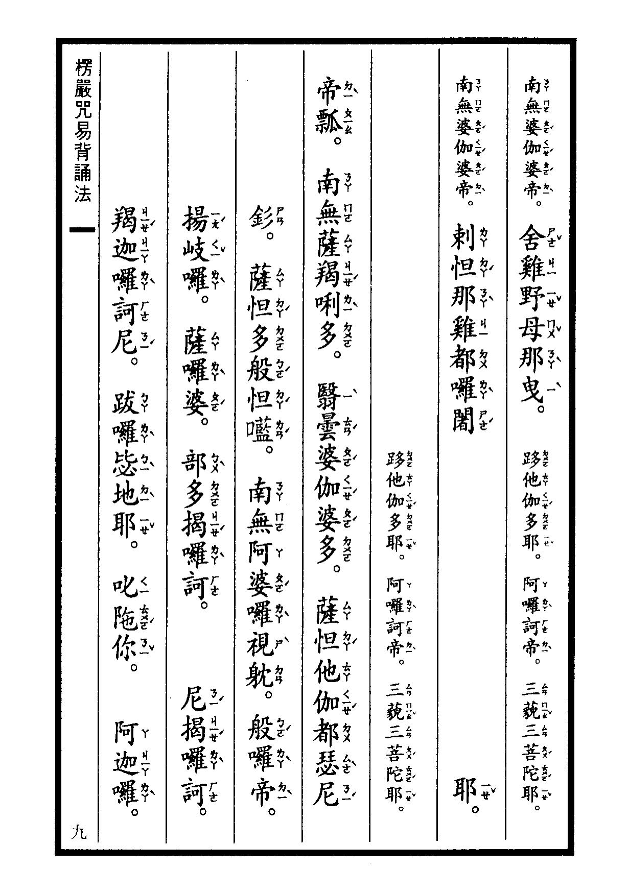 楞嚴咒-大悲咒-十小咒-易背本 15.png
