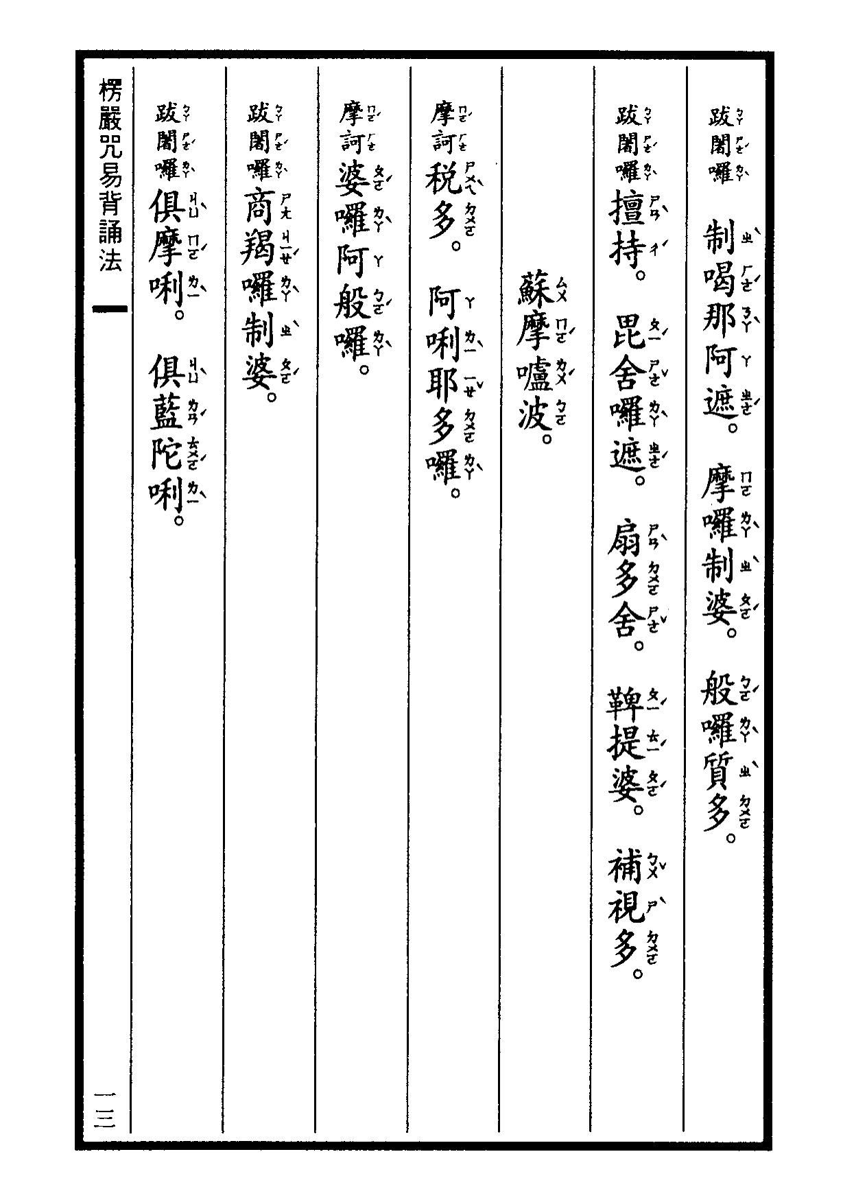楞嚴咒-大悲咒-十小咒-易背本 19.png