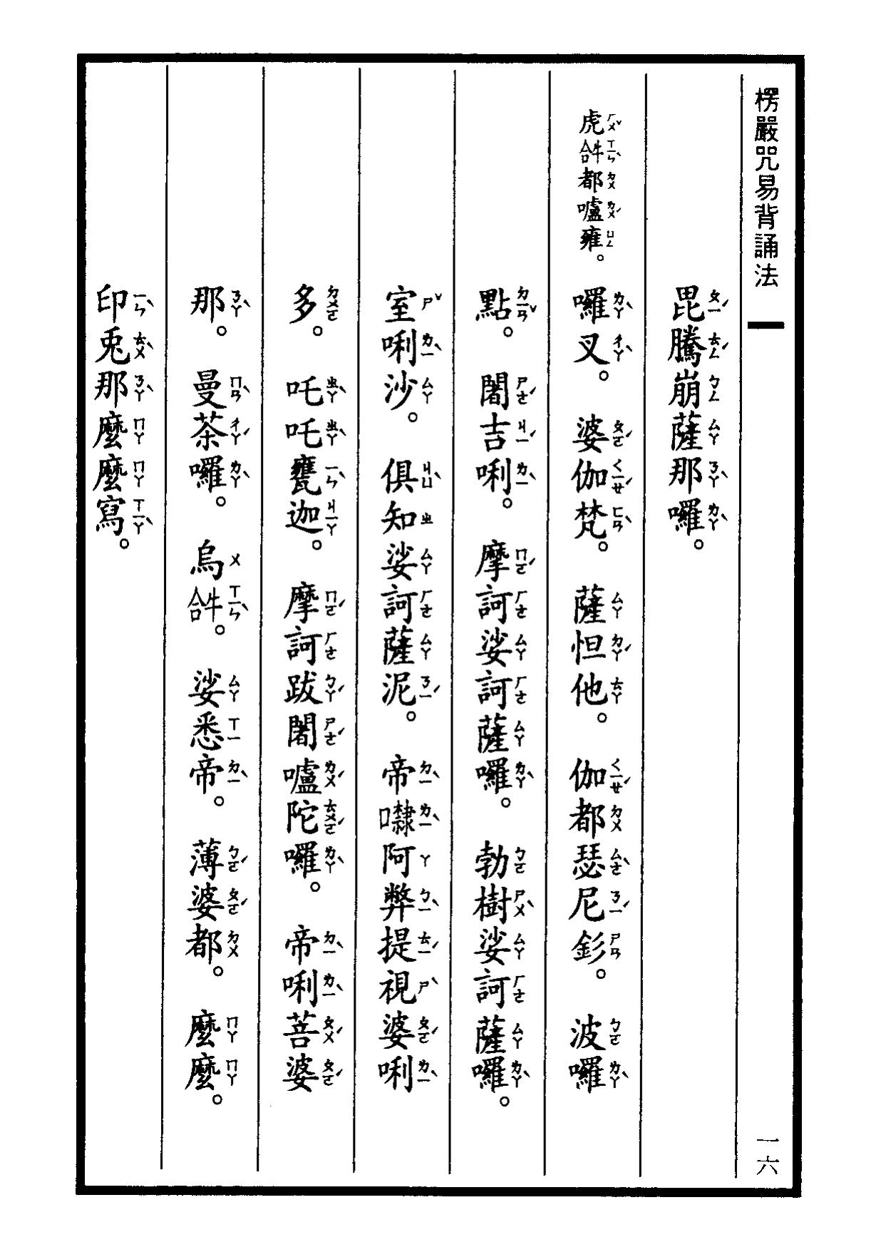 楞嚴咒-大悲咒-十小咒-易背本 22.png