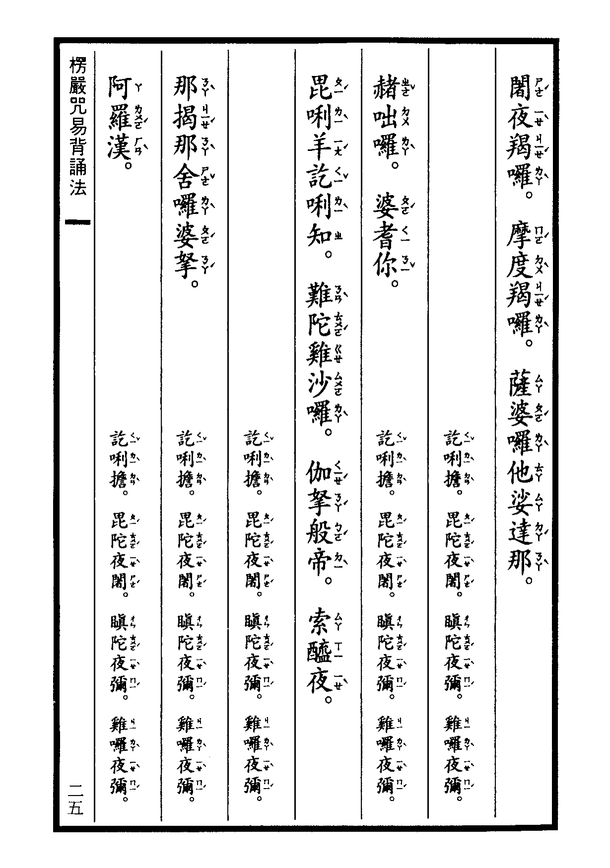 楞嚴咒-大悲咒-十小咒-易背本 31.png