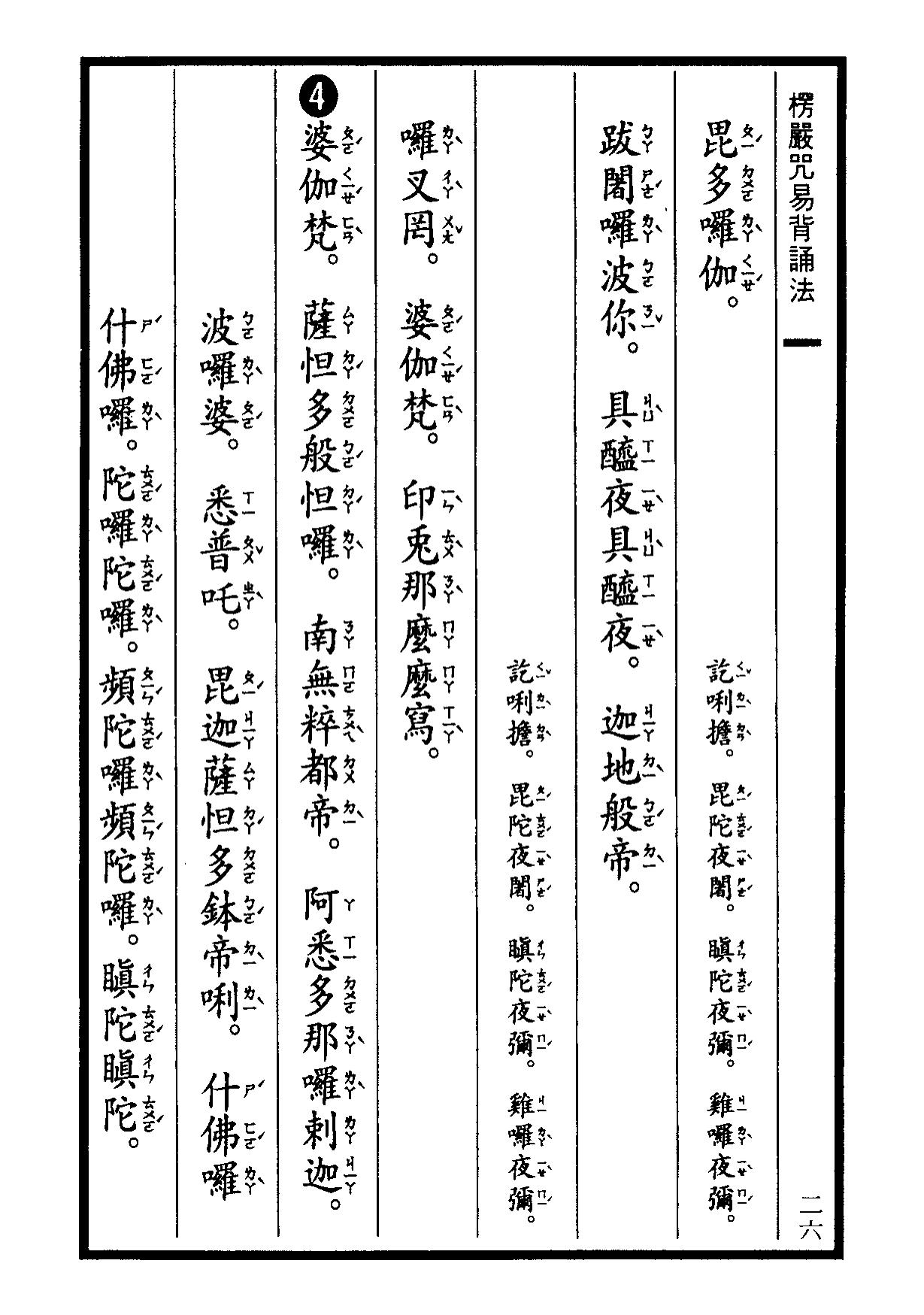 楞嚴咒-大悲咒-十小咒-易背本 32.png
