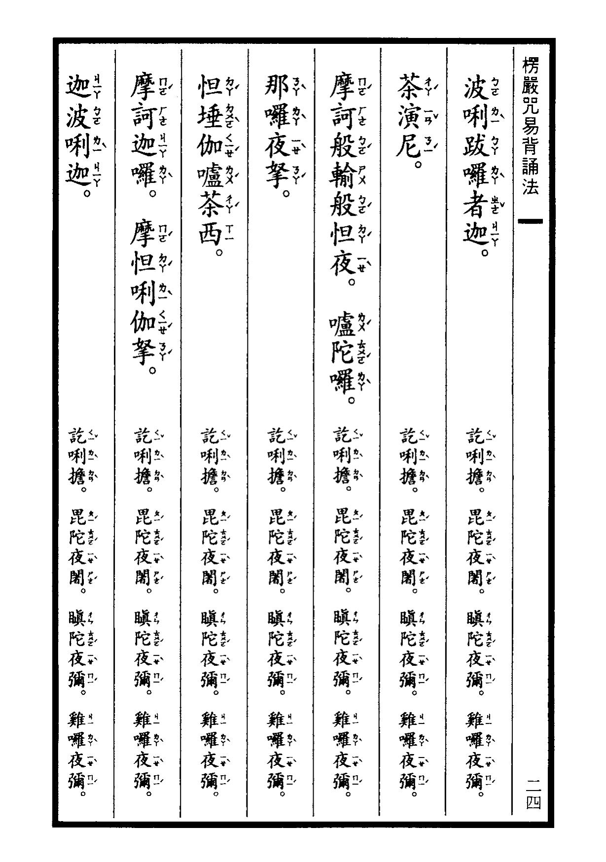 楞嚴咒-大悲咒-十小咒-易背本 30.png
