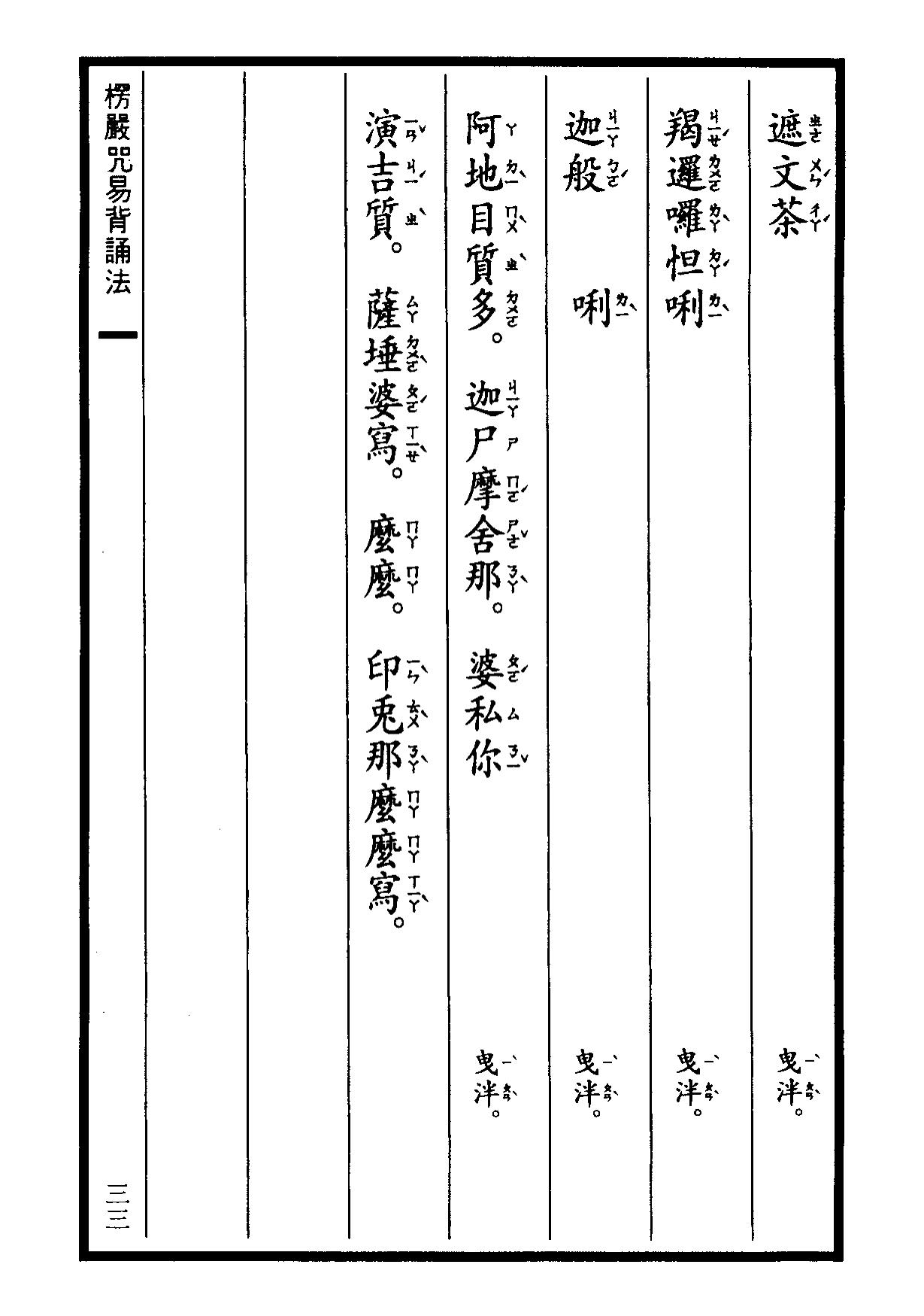 楞嚴咒-大悲咒-十小咒-易背本 39.png
