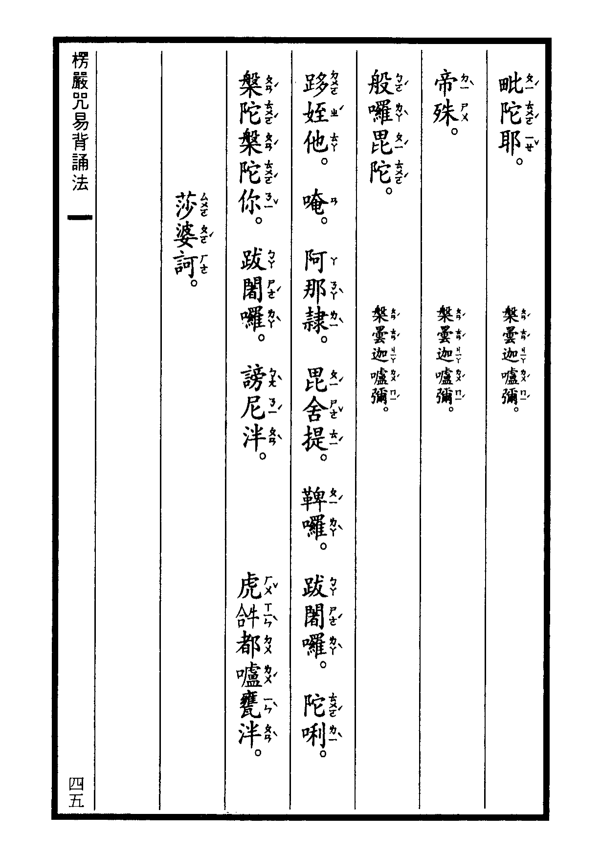 楞嚴咒-大悲咒-十小咒-易背本 51.png
