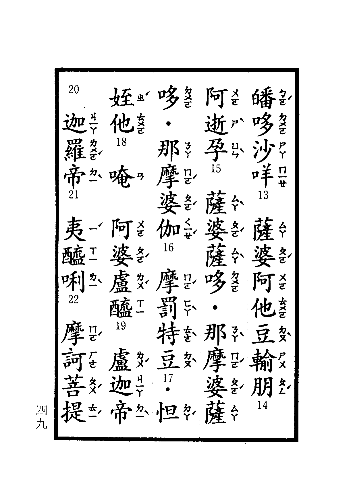楞嚴咒-大悲咒-十小咒-易背本 55.png