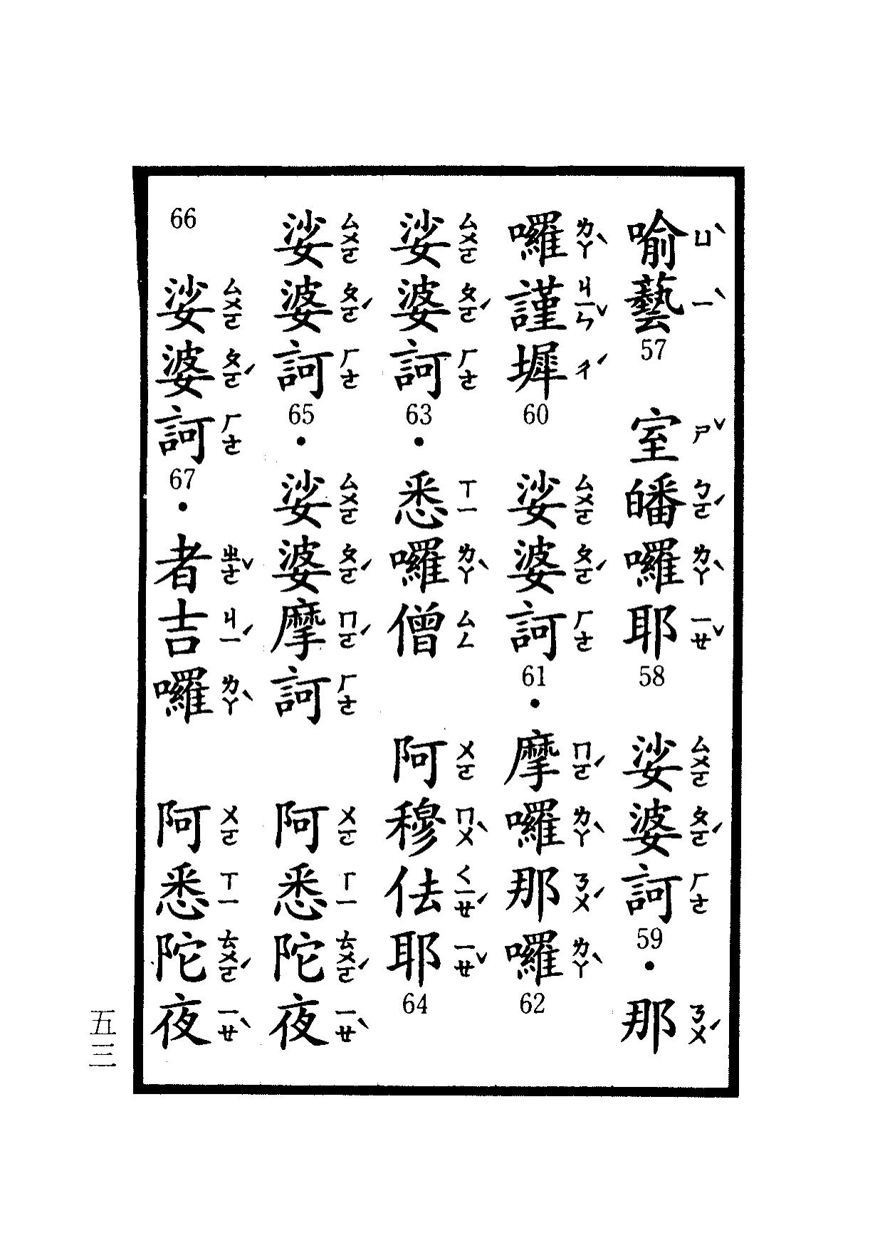 楞嚴咒-大悲咒-十小咒-易背本 59.png