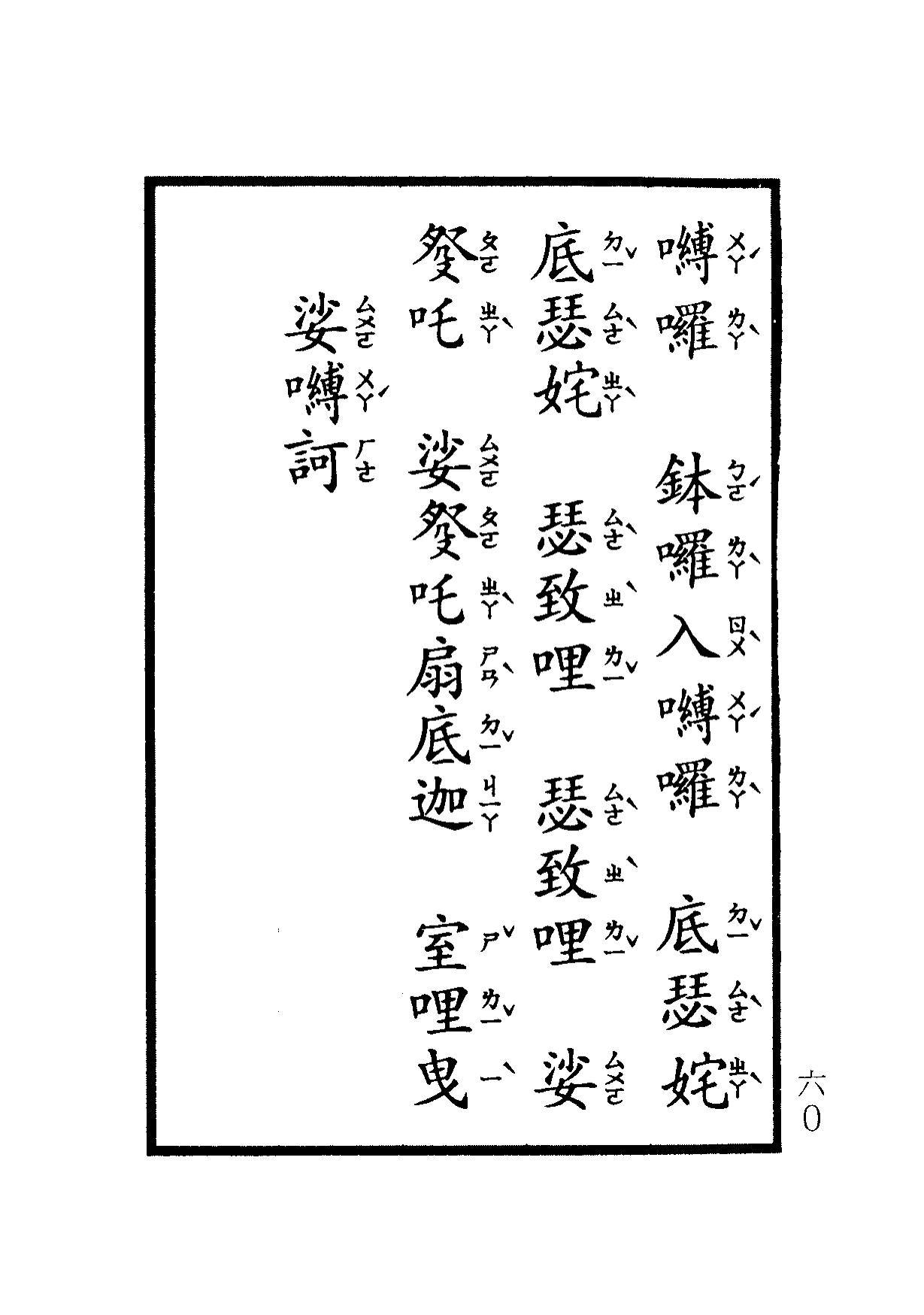 楞嚴咒-大悲咒-十小咒-易背本 66.png