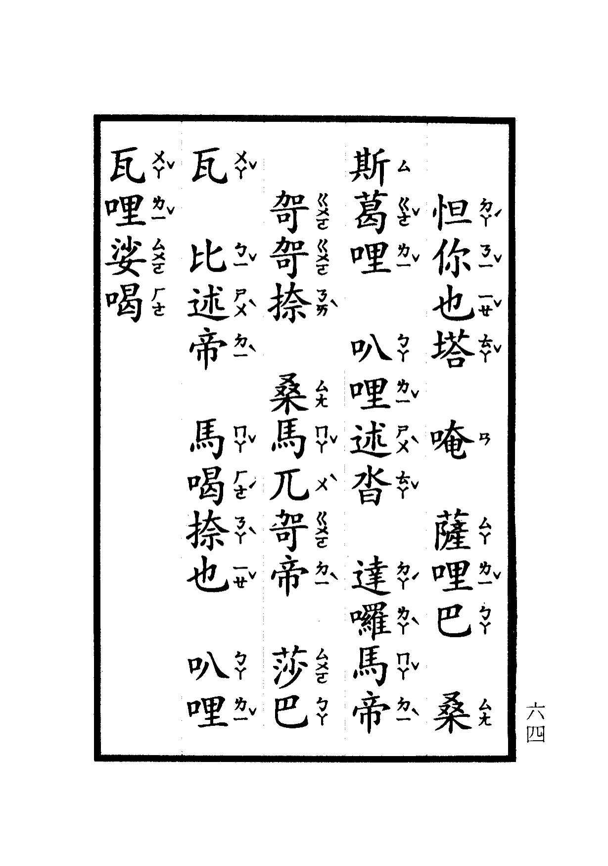 楞嚴咒-大悲咒-十小咒-易背本 70.png