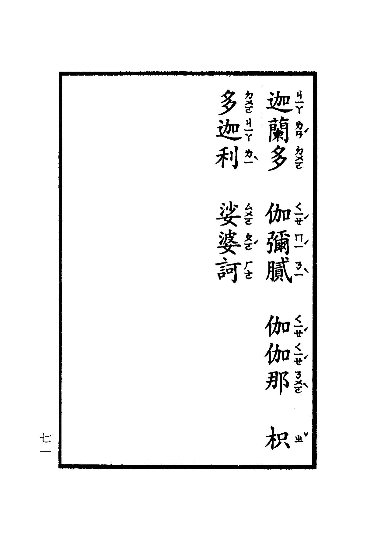 楞嚴咒-大悲咒-十小咒-易背本 77.png