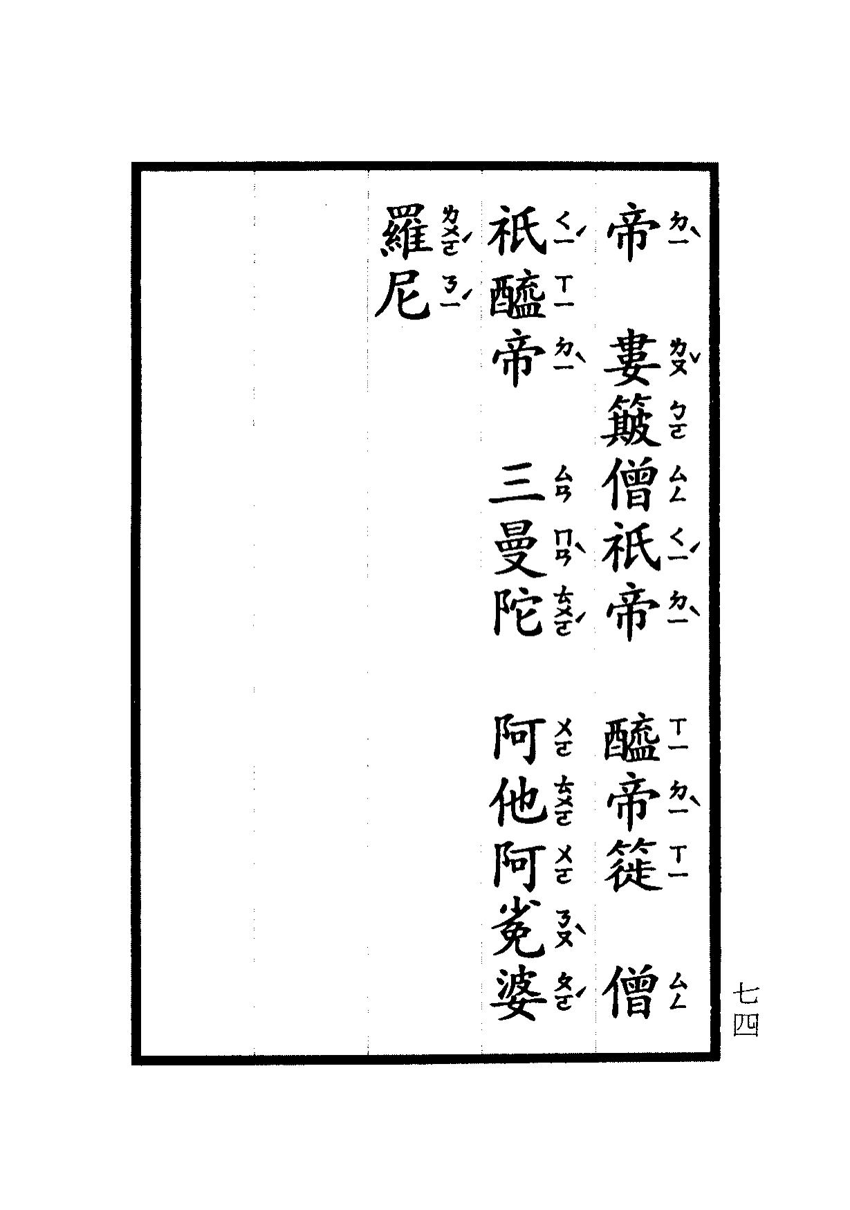 楞嚴咒-大悲咒-十小咒-易背本 80.png