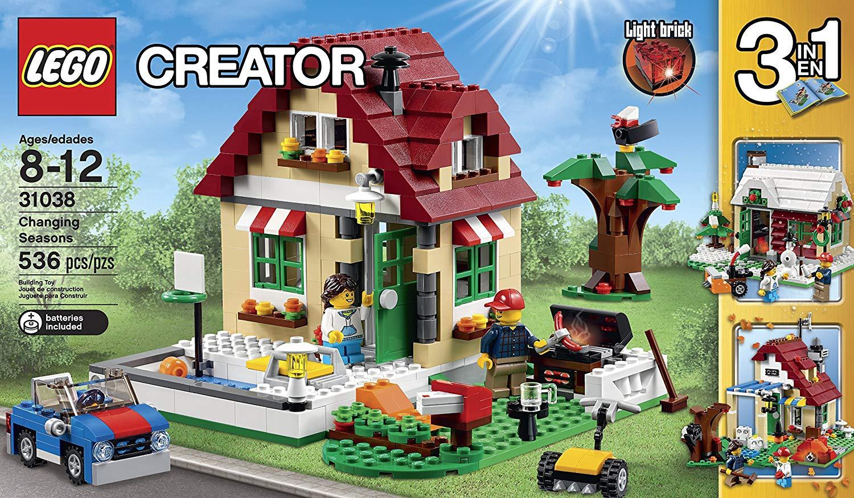 [記錄] LEGO 31038