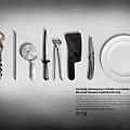 PETA 餐桌上的刑具