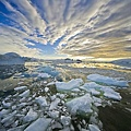 南極冰川融化速度加快
