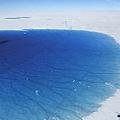 格陵蘭島雅各布冰川
