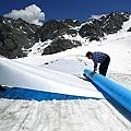 瑞士蒙福特雪峰
