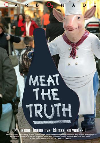 面對肉類的真相