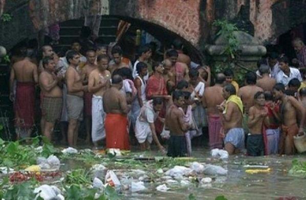 印度河是當地居民的聖河