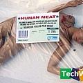 PETA 當肉類保鮮包裝盒裡裝的是...