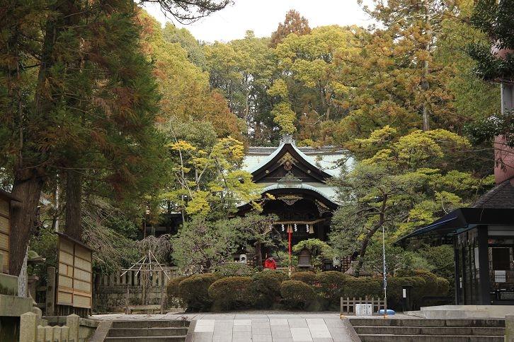 安產求子的岡崎神社