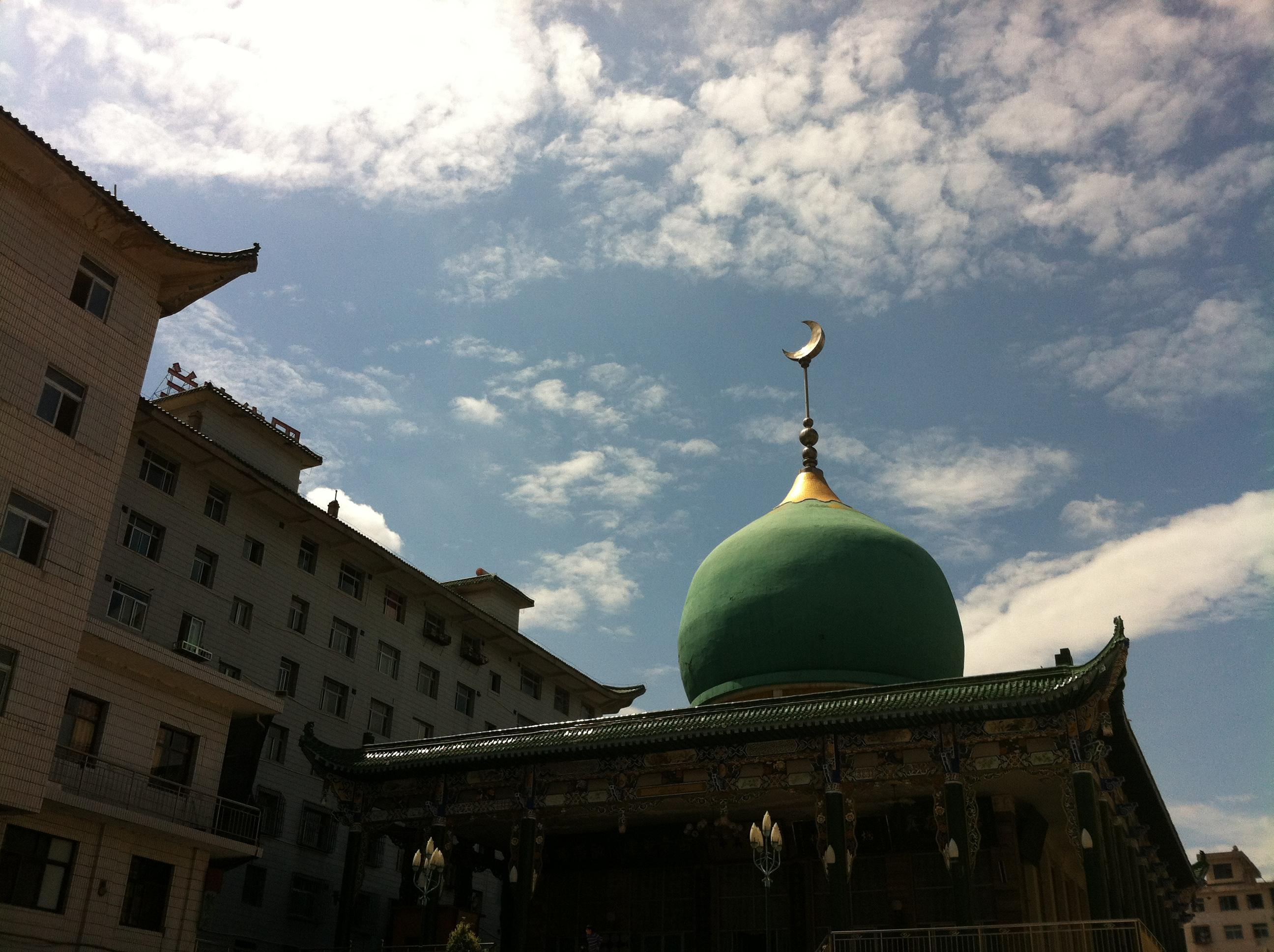 兰州清真寺