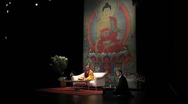 【網絡直播】大寶法王噶瑪巴主持第一屆讖摩比丘尼辯經法會