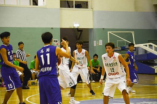 11.27-甲一B屏教vs.世新