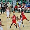 第一場比賽是黎巴嫩對上伊朗