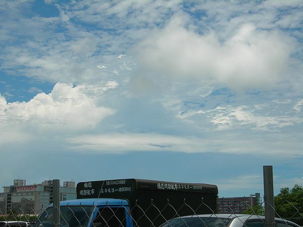 高雄天氣好好!!