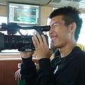 克雨很愛玩攝影機
