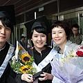 煒、于倫和媽媽