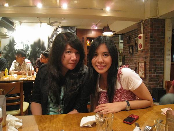 我和湘湘~