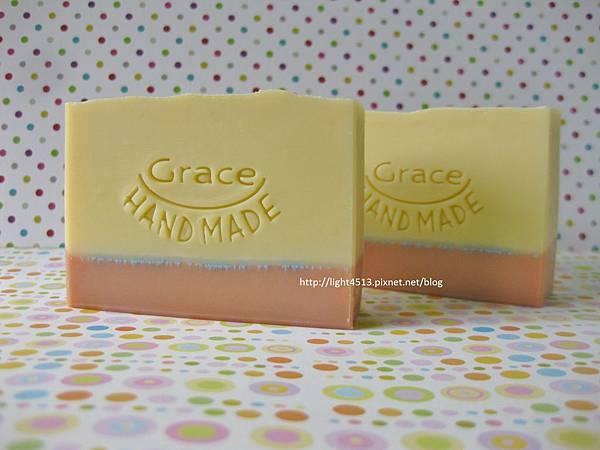 橙花玫瑰蛋皂
