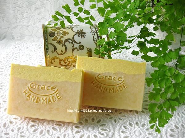 米糠乳油木果蛋皂