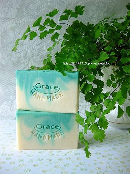 飛瀑迷霧橄欖皂