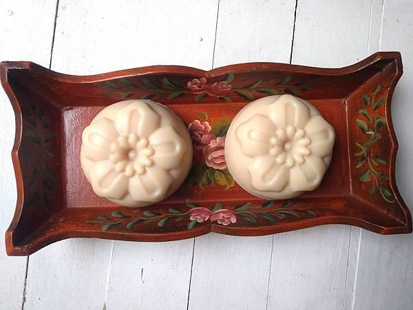 忍冬花羊乳皂