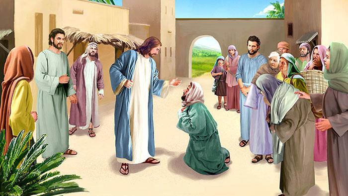 馬太福音第八章