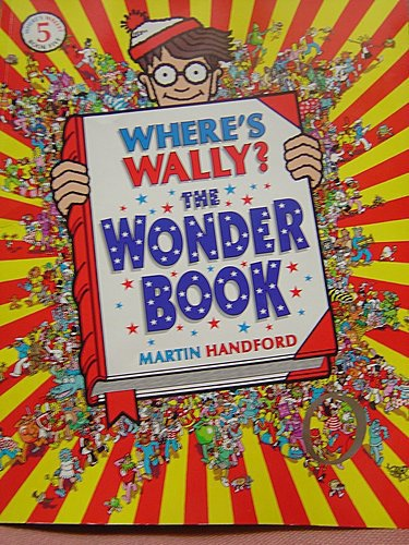 Where's Wally_The Wonder Book