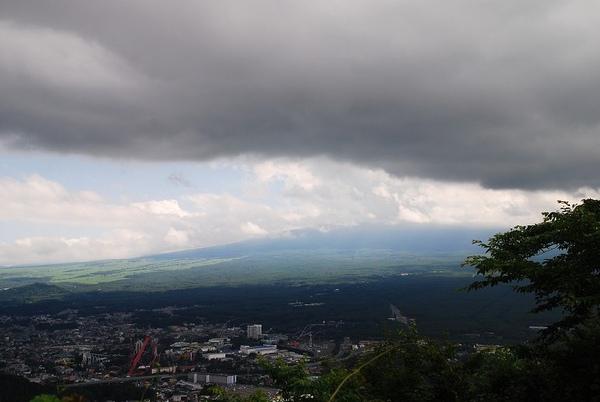 嘸緣ㄟ富士山