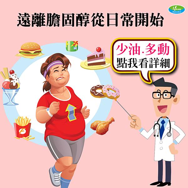立康-遠離膽固醇